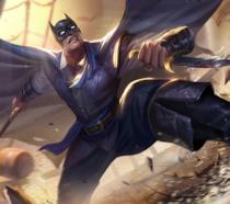 Batman in Arena of Valor