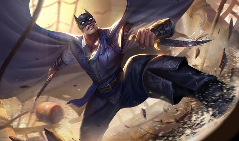 Batman in Arena of Valor