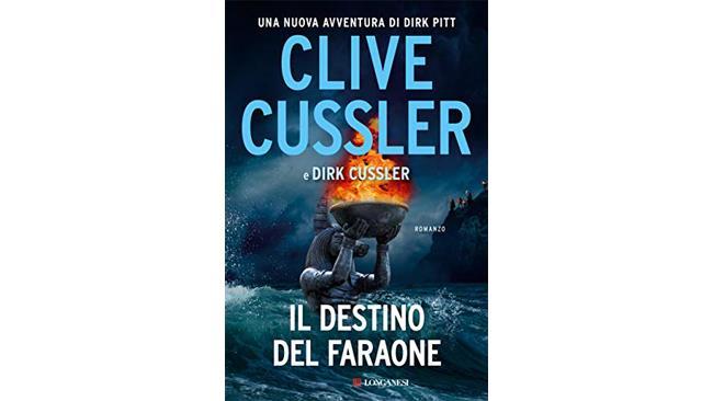 È morto Clive Cussler: addio al grande autore americano