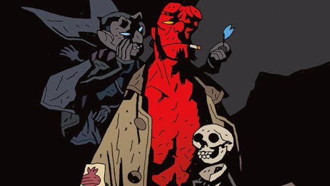 Hellboy: Ed Skrein interpreterà Ben Daimio nel reboot della saga