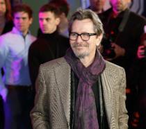 Gary Oldman durante un red carpet