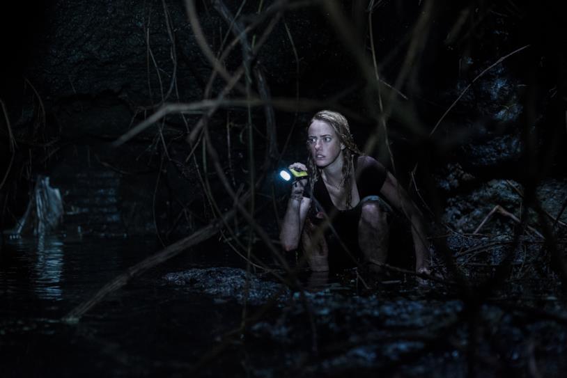 Kaya Scodelario in una scena del film