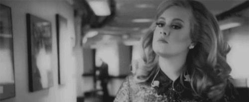 Adele e i divieti imposti durante il tour