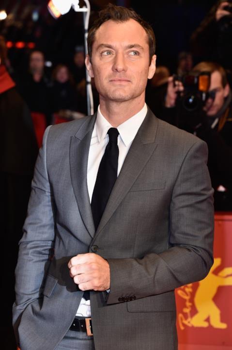 Jude Law al Festival di Berlino