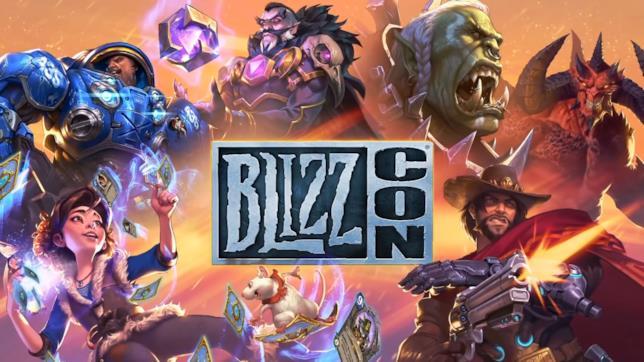 Tutti gli eventi della BlizzCon 2018