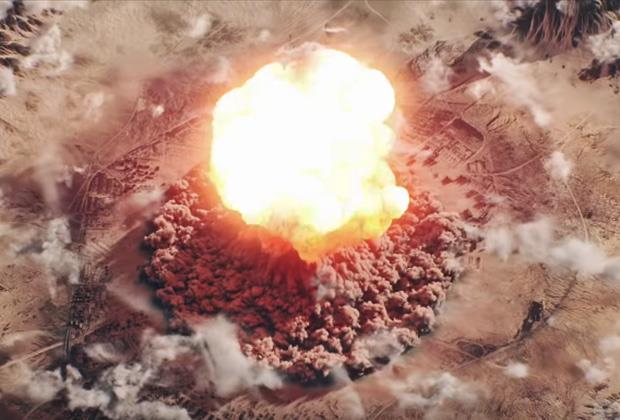 American Horror Story: Apocalypse, il fungo atomico nel teaser