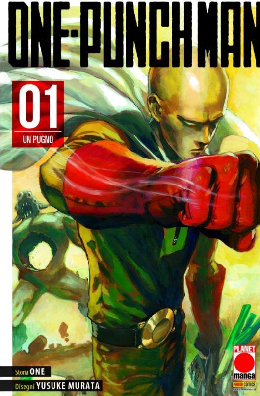 One Punch Man è tra i titoli giapponesi da recuperare del 2016