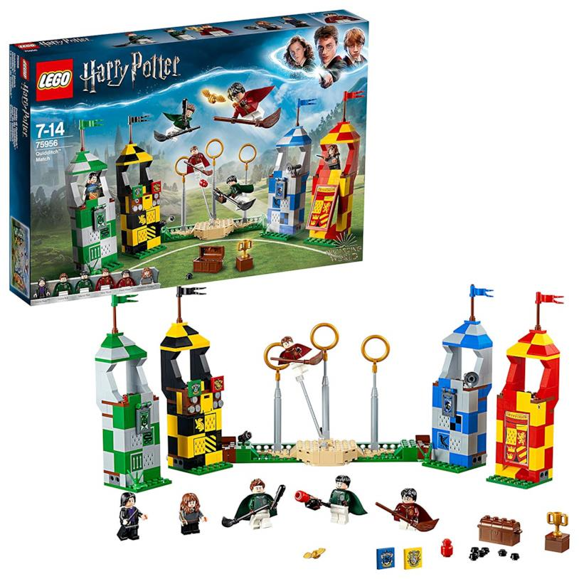 Immagine del set di LEGO Harry Potter - Partita di Quidditch