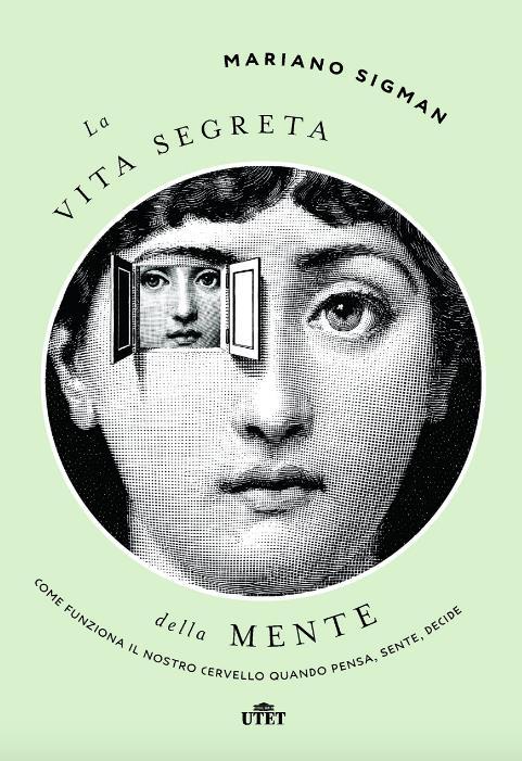 La copertina italiana di La vita segreta della mente