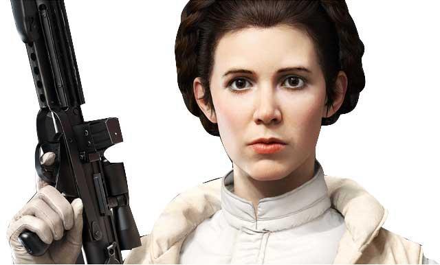 La principessa Leia è tra i personaggi più ricercati su PornHub