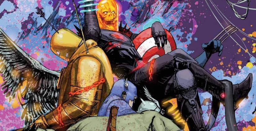 A marzo Cosmic Ghost Rider modificherà la mitologia Marvel