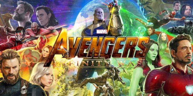 Nuovi dettagli sui personaggi di Avengers: Infiity War