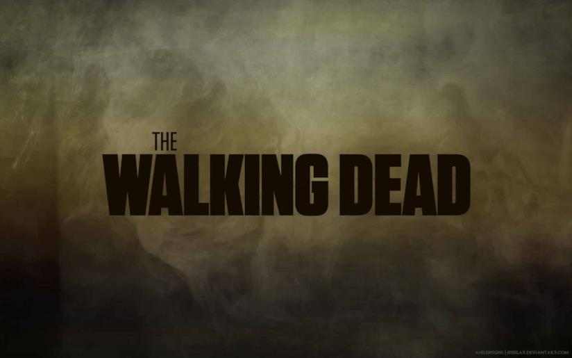 Il logo di The Walking Dead