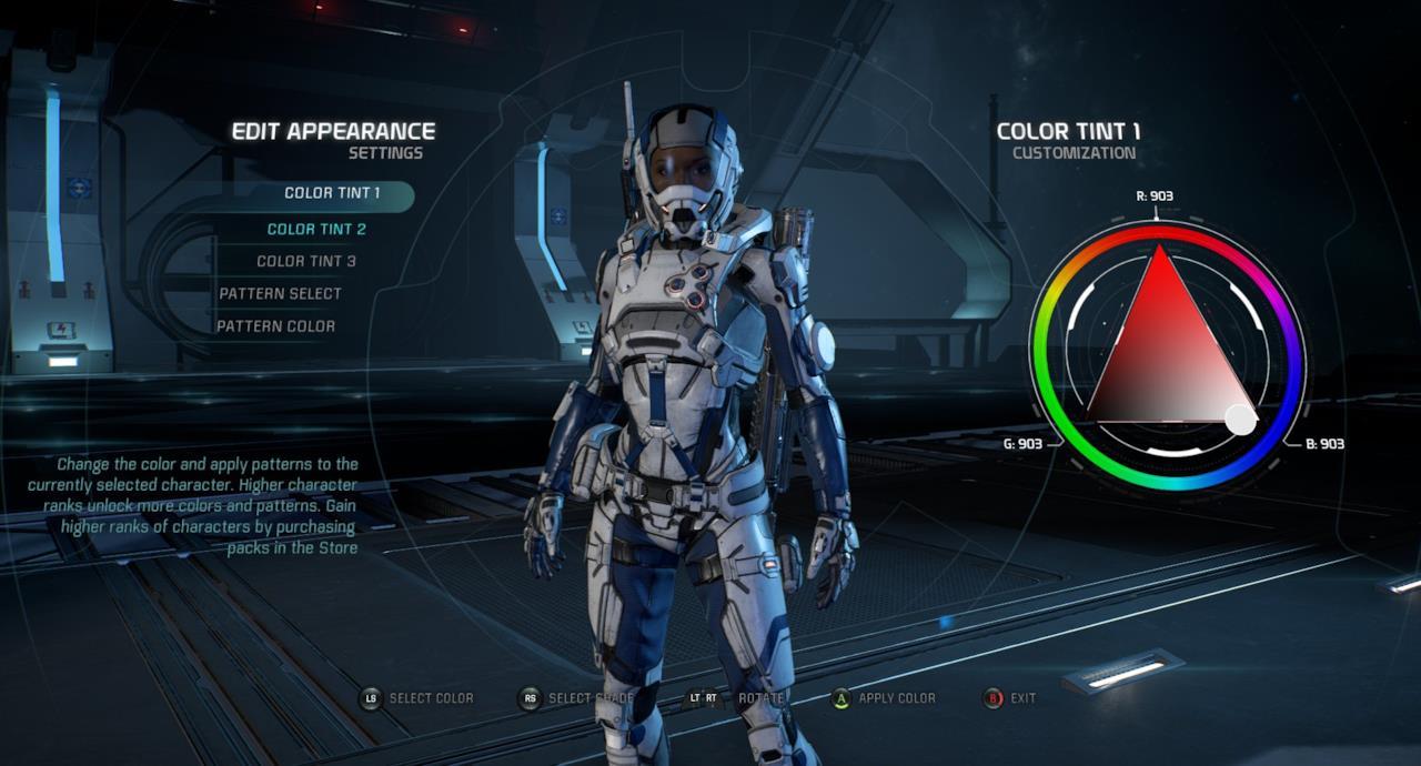 Le immagini del multiplayer di Mass Effect: Andromeda