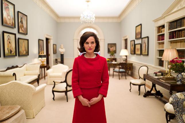 Natalie Portman presenta Jackie
