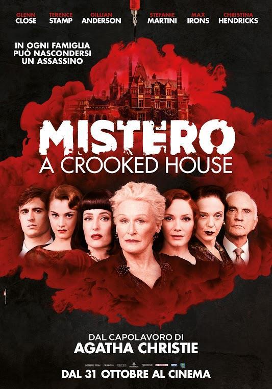Il poster di Mistero a Crooked House