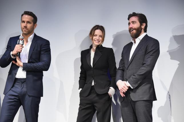 Life - Non Oltrepassare il Limite è interpretato da Jake Gyllenhaal, Rebecca Ferguson e Ryan Reynolds