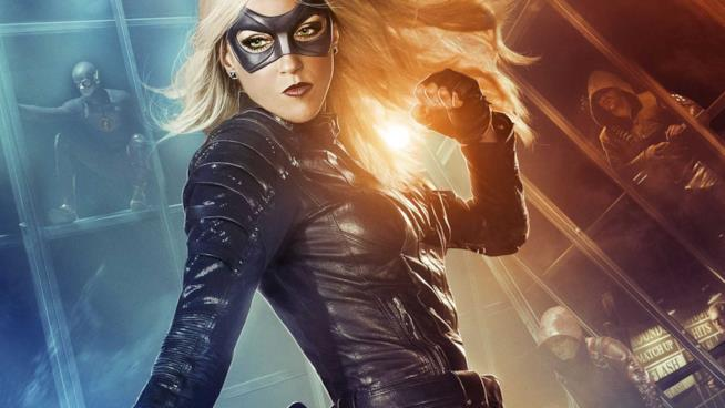 Primo piano per Black Canary dal database DC Comics