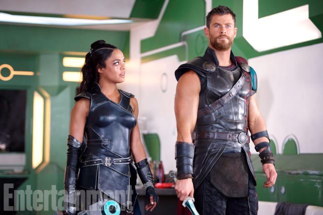 Thor: Ragnarok, Valkyrie e Thor