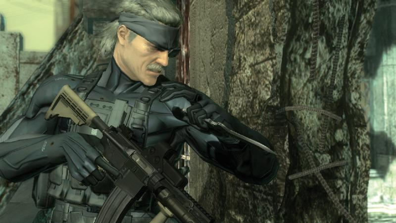 Anche Metal Gear Solid 4 tra i giochi PlayStation Plus di febbraio 2019