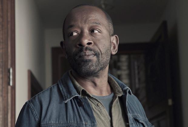 Il personaggio di Morgan Jones (Lennie James) nella quarta stagione di Fear the Walking Dead