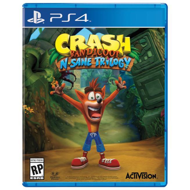 Crash Bandicoot N.Sane Trilogy in uscita il 30 giugno su PS4
