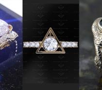 Anelli di fidanzamento dei personaggi di Harry Potter