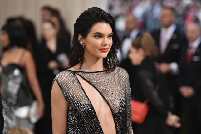 Kendall Jenner al Met Gala 2017
