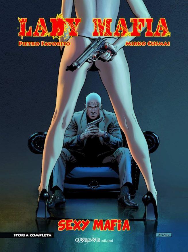La copertina di Sexy Mafia