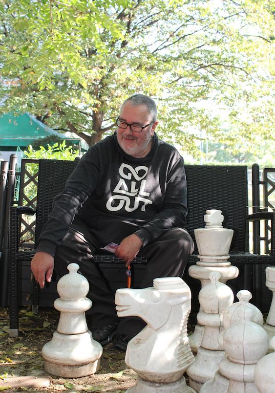 Ian McDonald ospite a Strani Mondi 2018