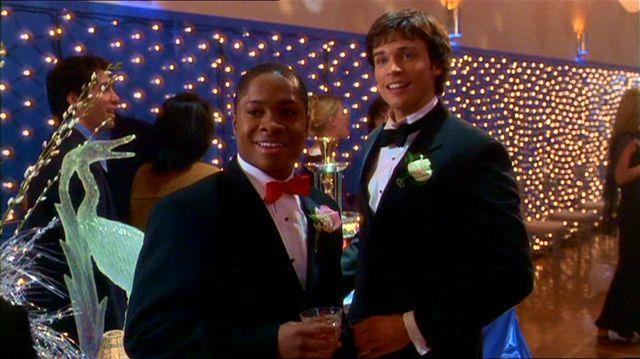 Pete e Clark al ballo scolastico