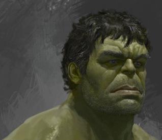 La gallery con tutte le acconciature di Hulk realizzate per Thor: Ragnarok