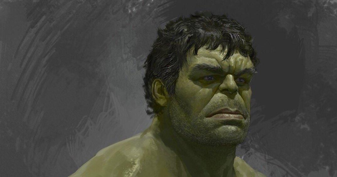 Il primo look alternativo realizzato per Hulk in Thor: Ragnarok