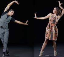 Passo a due con Andrea Delogu e Diego Passoni, conduttori di Dance Dance Dance