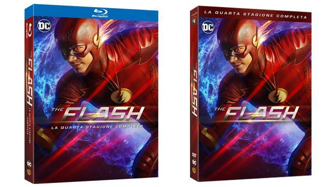 The Flash - Quarta stagione - DVD - Blu-ray