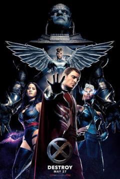 La squadra degli X-Men diventati Cavalieri di Apocalisse