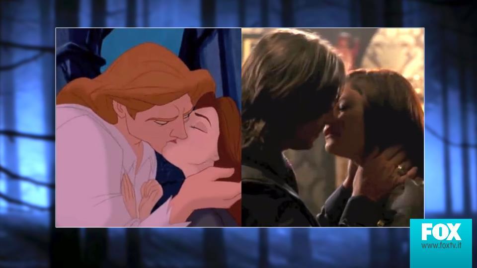 Tutte le somiglianze fra la favola Disney e C'era una volta.