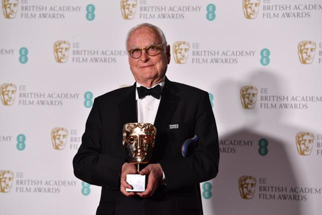 James Ivory mostra il suo BAFTA