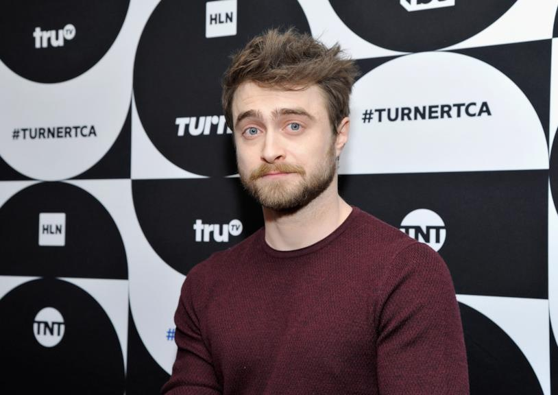L'ex-Harry Potter Daniel Radcliffe