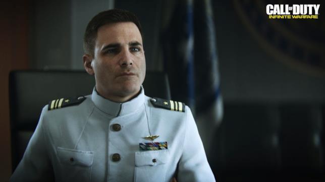 Call of Duty: Infinite Warfare ci metterà nei panni di Nick Reyes