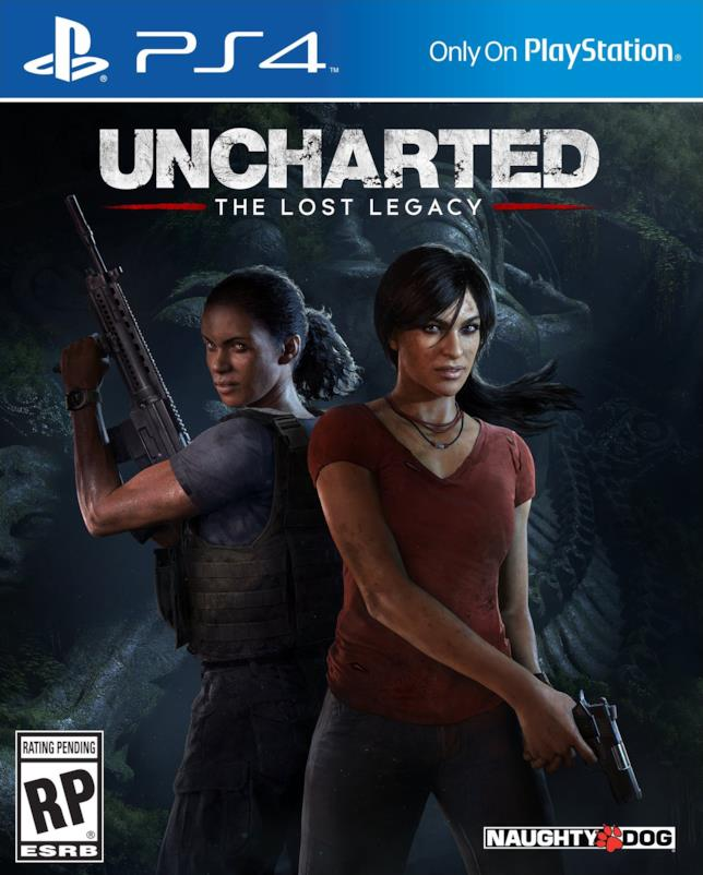 Uncharted: The Lost Legacy per PlayStation 4