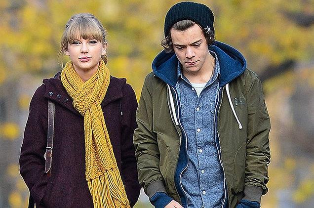 Harry Styles e Taylor Swift ai tempi della loro storia