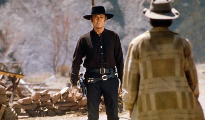 Lo showdown finale con Henry Fonda e Charles Bronson