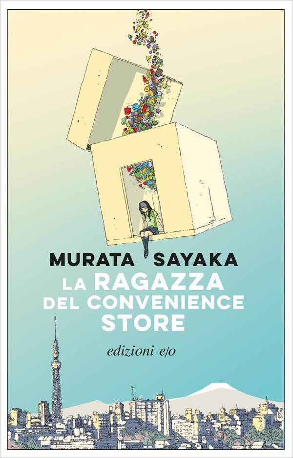 La copertina di La ragazza del Convenience Store