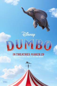 Dumbo vola sopra il circo