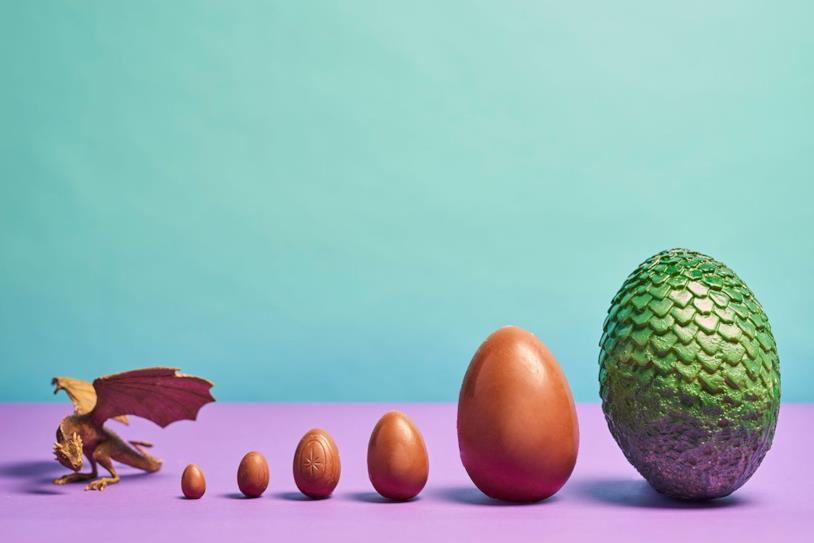 Game of Thrones: le uova di Pasqua di Deliveroo