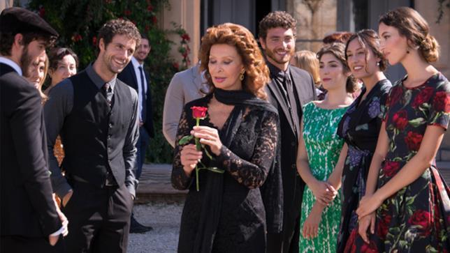 Sophia Loren nello spot del profumo Dolce & Gabbana