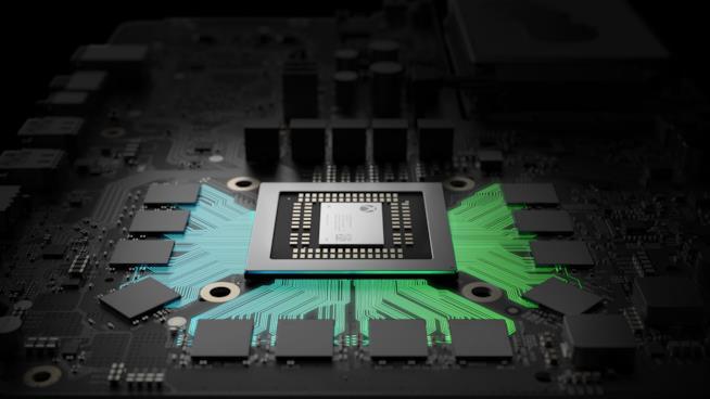 Xbox Scorpio svelata su Digital Foundry