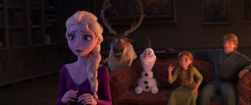 Nuovo teaser italiano per l'uscita di Frozen 2