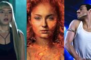 New Mutants, X-Men: Dark Phoenix, Bohemian Rhapsody